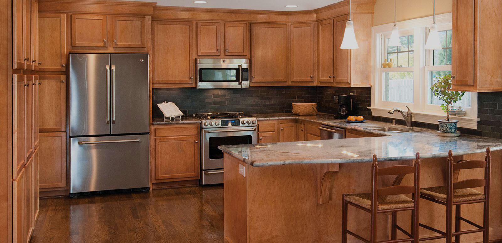 Kitchen Cabinet Restoration & Antique Furniture Restorer ...